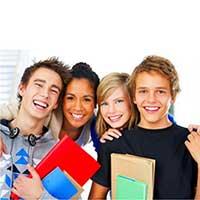 online classroom student